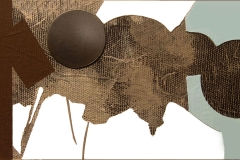 """""""Sınırları Çizilmiş Doğa 2"""" 20 x 30 cm, 2013"""