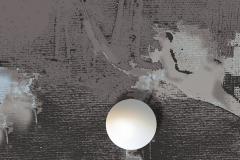 """""""Dibe Vuruş"""", 100 x 130 cm, 2011"""
