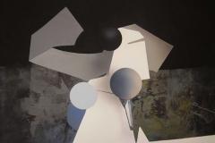 """""""Karanlığın Ardındaki Aydınlık"""", 40 x 50 cm, 2013"""